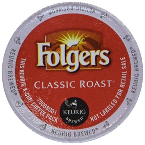 48 Count - Folgers Gourmet Selections Classic Roast Coffee For Keurig Brewers (Folgers Gourmet Classic Roast compare prices)