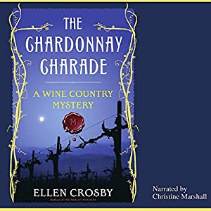 The Chardonnay Charade Audiobook