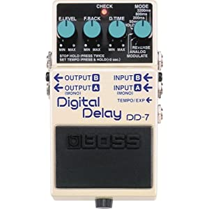 Good Deal on the Boss DD-7 Digital Delay