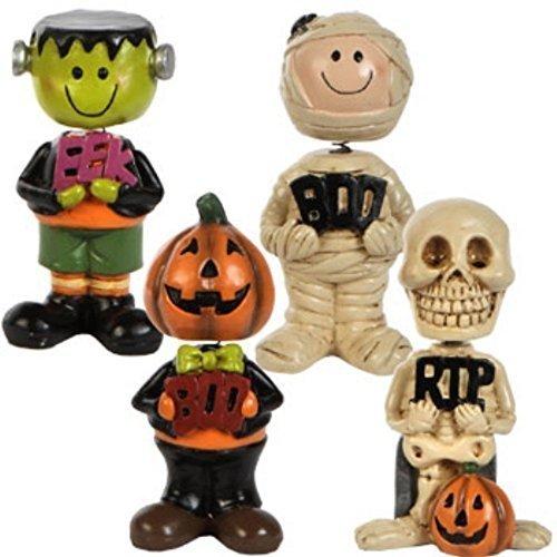 Hallo (Bobble Head Pumpkin Costume)