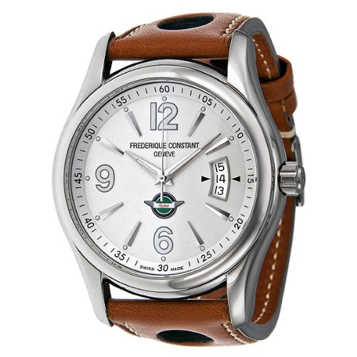 Frederique Constant Men's FC303HS6B6 Healey Tan Leather Strap Watch