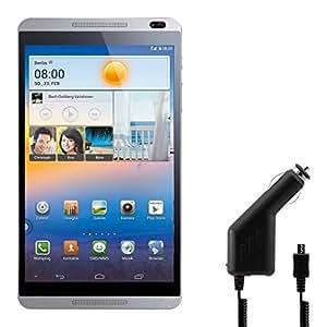 Amazon.com: kwmobile MOTOR VEHICLE CHARGER for Huawei MediaPad M1 8.0