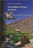 Papillons de jour du Maroc : Guide d'identification et de bio-indication