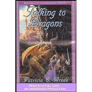 Talking to Dragons - Book 4