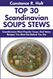 Top 30 Scandinavian Most-Popular Soup and Stew Recipes