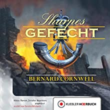 Sharpes Gefecht (Richard Sharpe 12) Hörbuch von Bernard Cornwell Gesprochen von: Torsten Michaelis