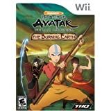 Avatar: The Burning Earth - Nintendo Wii by THQ