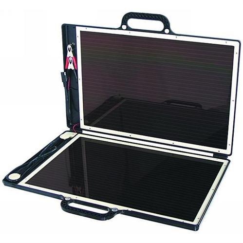 Solar-Panel McPower 'SPK-13' 13W/12V, LxB ca.65x52cm Solarzelle