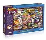 Gibsons 1980s Sweet Memories Jigsaw P...