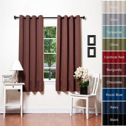 Curtains 63 length 2