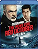 NEW Connery/baldwin/glenn - Hunt For Red October (Blu-ray)