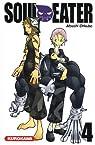 Soul Eater, tome 4  par Okubo