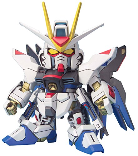 "Bandai Hobby SD BB Senshi #288 Strike Freedom Gundam ""Gundam Seed Destiny"" Model Kit - 1"