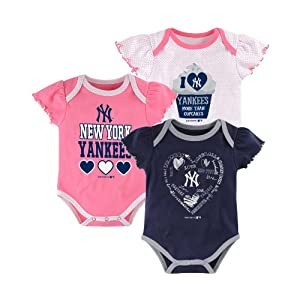 MLB New York Yankees Girl