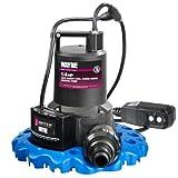 Wayne Pumps WAPC250G Pool Cover Pump with GFCI