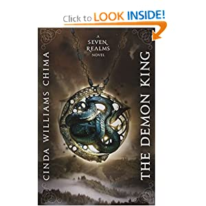 The Demon King,  (A Seven Realms Novel)