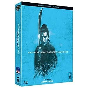 Le Sabreur manchot - La trilogie - Un seul bras les tua tous + Le bras de la vengeance + La rage du