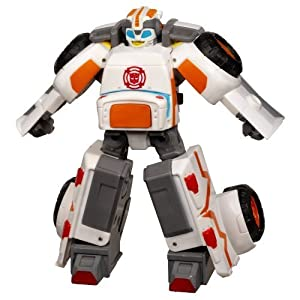 Transformers Rescue Bots Playskool Heroes Medix The Doc-Bot Figure by Transformers