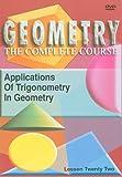 echange, troc Applications of Trigonometry in Geometry [Import USA Zone 1]
