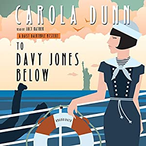 To Davy Jones Below Audiobook