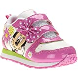 Disney Minnie Mouse Toddler Girl Sneaker Shoes