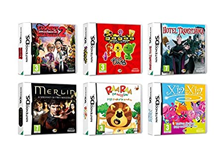 Kids Games Mega Pack (Nintendo DS)