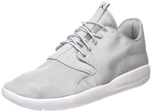 Nike Jordan Eclipse, Scarpe sportive, Uomo, Grigio (Wolf Grey/Black-White), 42
