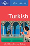 Lonely Planet Turkish Phrasebook 4th Ed.: 4th Edition