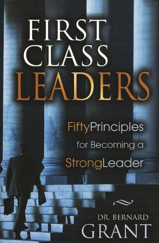 First Class Leaders092474894X