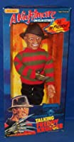 "A Nightmare on Elm Street,Original Pull String, 18"" Talking Freddy Kreuger 1989 by Matchbox"