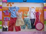 Barbie Trend Fashions Super SURF SKATE Styles Fashion Clothes For Barbie Ken Dolls 2003