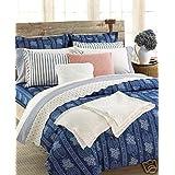 Unique Ralph Lauren Bedding Biarritz Navy Floral Twin Size Comforter