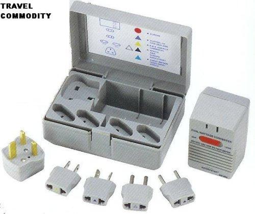 Seven Star 110V-220V 1650 Watt Converter front-597782