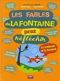 Les fables de La Fontaine pour réfléchir - Babelio