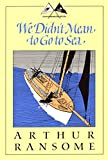 Image of We Didn't Mean to Go to Sea (Swallows & Amazons Book 7)