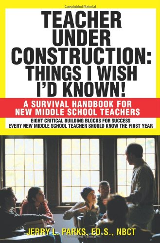 Teacher Under Construction: Things I Wish I'd Known!: A...