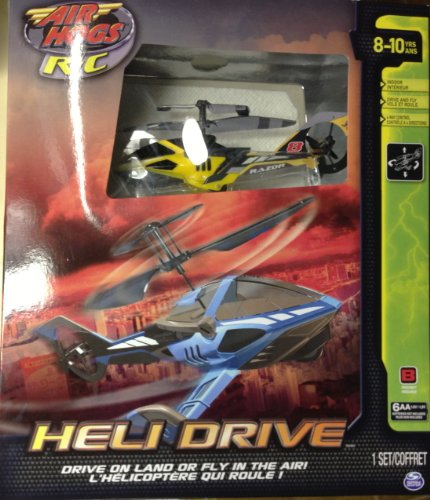 R/C Heli Drive Yellow Helicopter