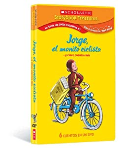 Jorge el Curioso Monta en Bicicleta (Curious George and the Bicycle in