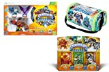 Skylanders Case, Giants Starter Pack Xbox 360, Giants Triple Pack #6 Bundle