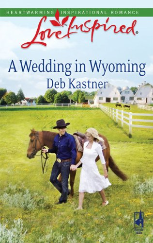 Image of A Wedding in Wyoming (Love Inspired)