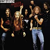 Virgin Killer by Scorpions Import edition (1988) Audio CD