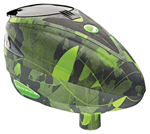 Dye Rotor Paintball Loader - Atlas Lime