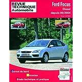 Rta 698.1 Ford Focus Diesel Dep 09/04 1.6/1.8 Tdci