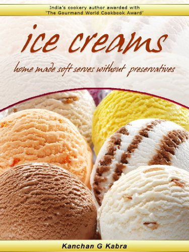 Ice Cream - Home Made Soft Serves Without Preservatives