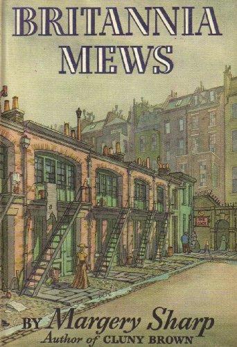 Britannia Mews (Cluny Brown Sharp compare prices)