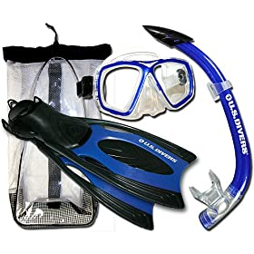 Snorkeling Set with Bag
