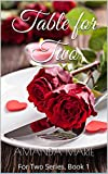 img - for Table for Two (Young Adult Romance): Contemporary Romance Fiction and Love Story for Young Adults (For Two Series Book 1) book / textbook / text book