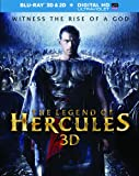 Legend of Hercules [Region A] [US Import] [Blu-ray]