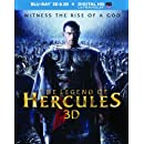 Legend of Hercules [Blu-ray]