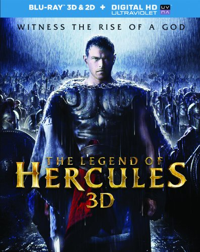 Legend of Hercules [Bluray] Picture